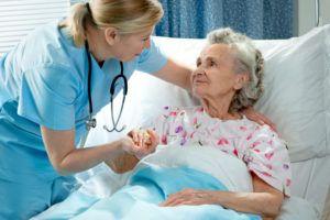 Преклонный возраст является противопоказанием к операции