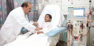 Лечение у ребенка острой почечной недостаточности