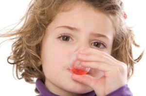 Детям препарат назначается в виде раствора