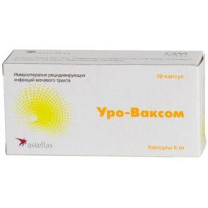 Препарат Уро-Ваксом