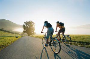 Езда на велосипеде как профилактика простатита
