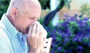 Аллергия на травы