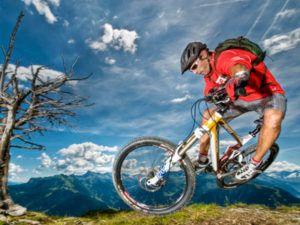 Экстремальная езда на велосипеде при простатите запрещена