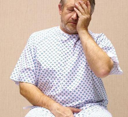 Рак простаты у пожилых людей