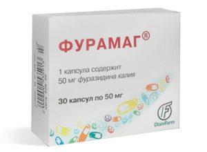 антибиотик фурамаг