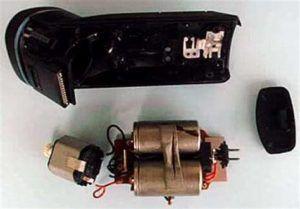 электродвигатель от бритвы