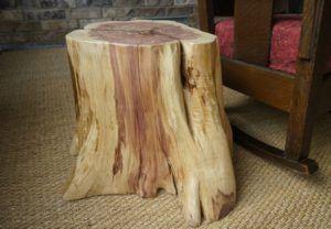 чурка из древесины