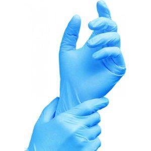 латексная перчатка