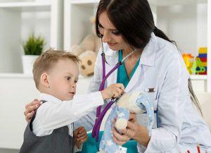 Применение для лечения детей
