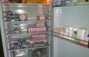 Простакор следует хранить в холодильнике