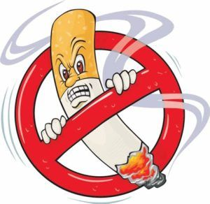 запрет на алкоголь и табак