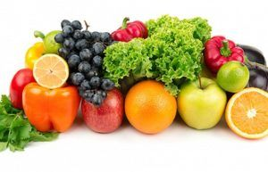 Фрукты и овощи при низкой потенции