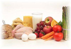 Правильное питание при гипертрофии простаты