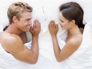 положительные изменения в интимной жизни