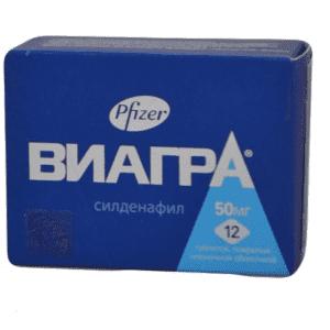Препарат Виагра