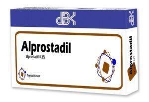 Препарат Алпростадил