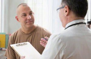 Необходимо периодически проходить медицинское обследование