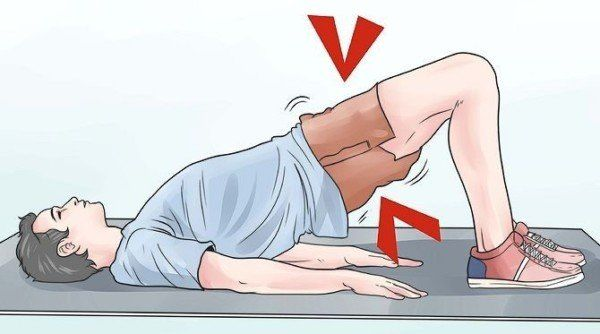 Упражнение для мужских сексуалных растройств