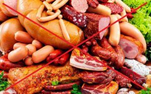 Отказ от копченостей и колбас
