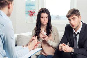 Психологическая поддержка семейной паре