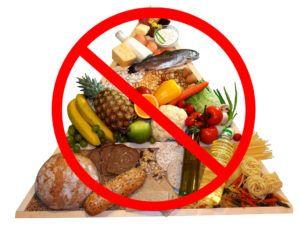 Не есть продукты, вызывающие вздутие живота