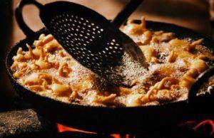 жареные и жирные блюда