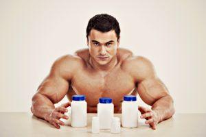 Протеины для увеличения мышц