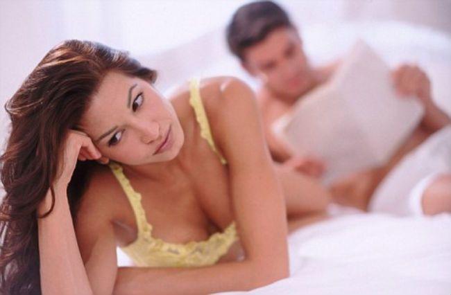 Пропало желание секса при беременности жены