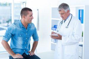Диагностика начинается со сбора анамнеза