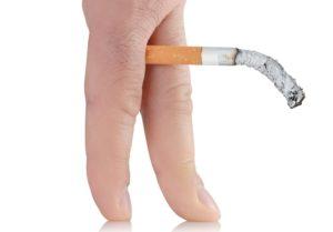 Курение может привести к проблемам с эрекцией