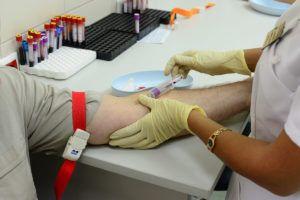 Для диагностики заболевания назначают анализ крови