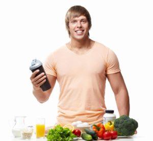 Спорт и правильное питание — залог успеха