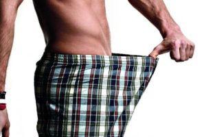 Зачастую парни неправильно оценивают параметры полового органа