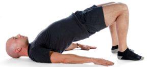 Наиболее действенное упражнение лежа на спине