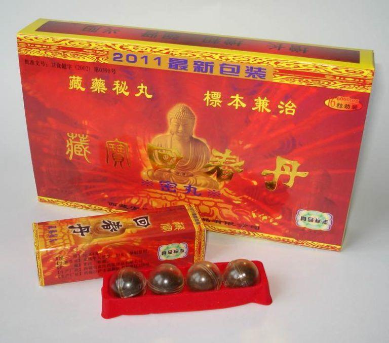 Китайские препараты для повышения потенции отзывы