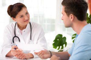 Расшифровку результатов исследования делает только врач-уролог