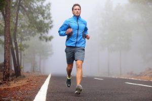 Бег с ускорением благотворно сказывается на психоэмоциональном состоянии мужчины
