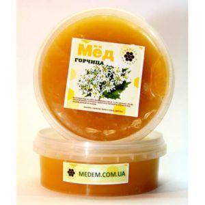 Горчичный мед содержит цинк и железо