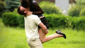 Большое значение имеют поцелуи