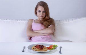Понижение аппетита