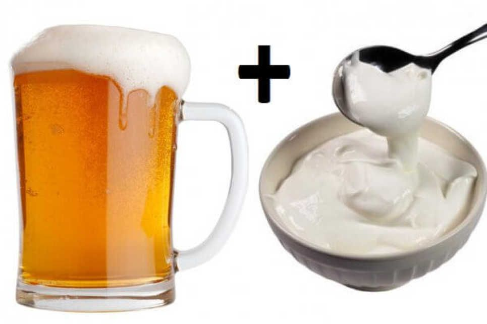Сметана и пиво и секс