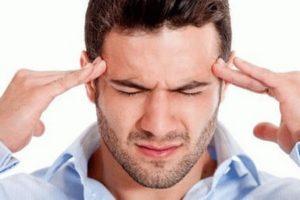 Психологическое напряжение вызывает ощущение тяжести в мошонке