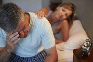 Проблемы с потенцией могут быть не только из-за возраста, но и в результате стресса или болезни