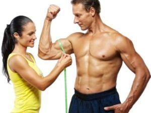 Внешние признаки нормы тестостерона