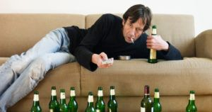 Алкоголизм является противопоказанием к проведению процедуры