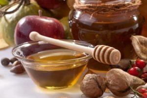 Орехи с медом