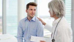 Необходимо пройти обследование и врач назначит курс лечения