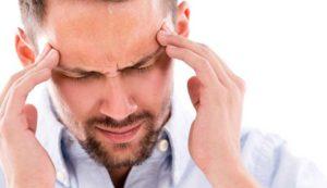 Совместный приём Виагры с алкоголем может вызвать сильную головную боль