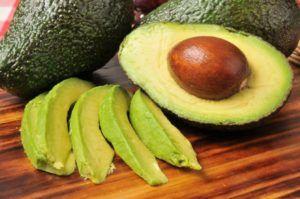 Авокадо помогает быстро возбудиться