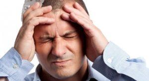 интенсивная головная боль
